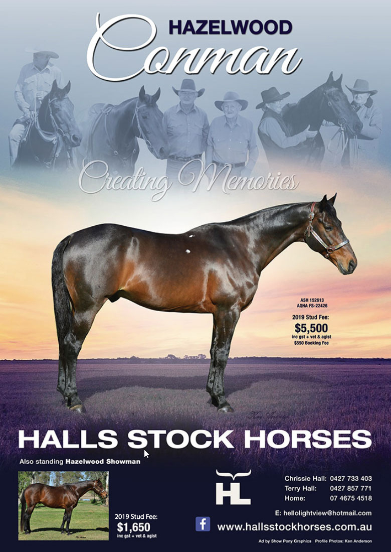 Australian Campdrafting Magazine by Show Pony Graphics
