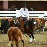 Hugh Miles & Melody's Chic - 2014 NCHA Futurity