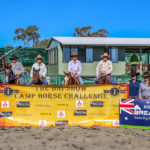 The Big Show Camp Horse Challenge Rd2 winners.
