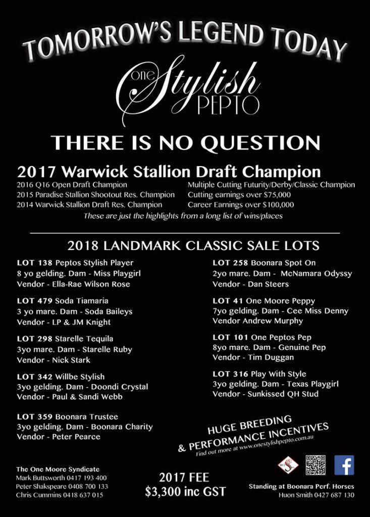 One Stylish Pepto ad, Landmark 2018