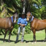 Kel Daley with Rio Breeze & Rio Shimano
