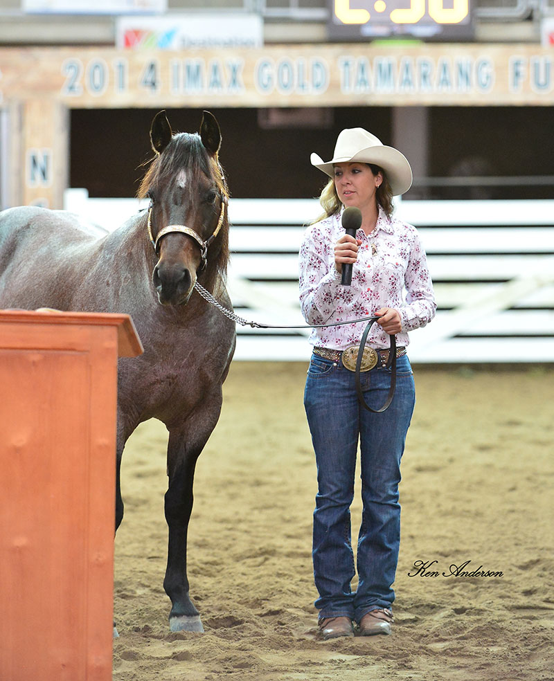 One Roan Peptos & Teresa Russo Hall of Fame Presentation