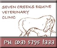 Seven Creeks Equine Veterinary Clinic