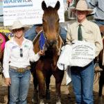 Steve Comiskey & Lyra Park Delta. Champion of Champions Warwick, 2014