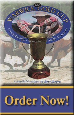 Warwick Gold Cup Book