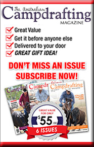 Australian Campdrafting Magazine - Subscribe NOW!