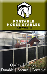 Portable Horse Stables