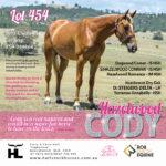 Lot 454 - Hazelwood Cody