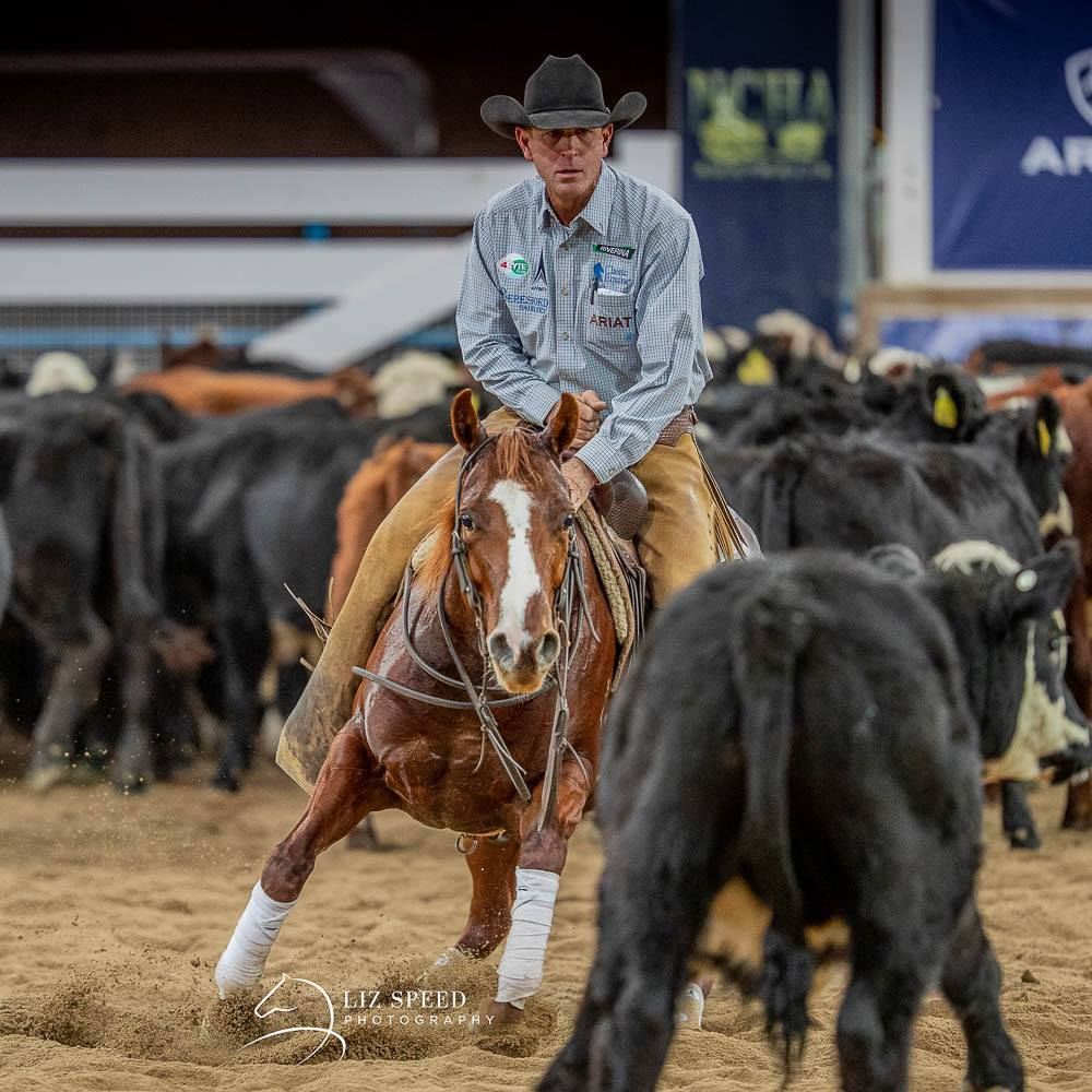 2018 NCHA Futurity Cool Your Engines & Todd Graham