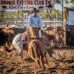 Jamie Seccombe, Wild Horse Cutting