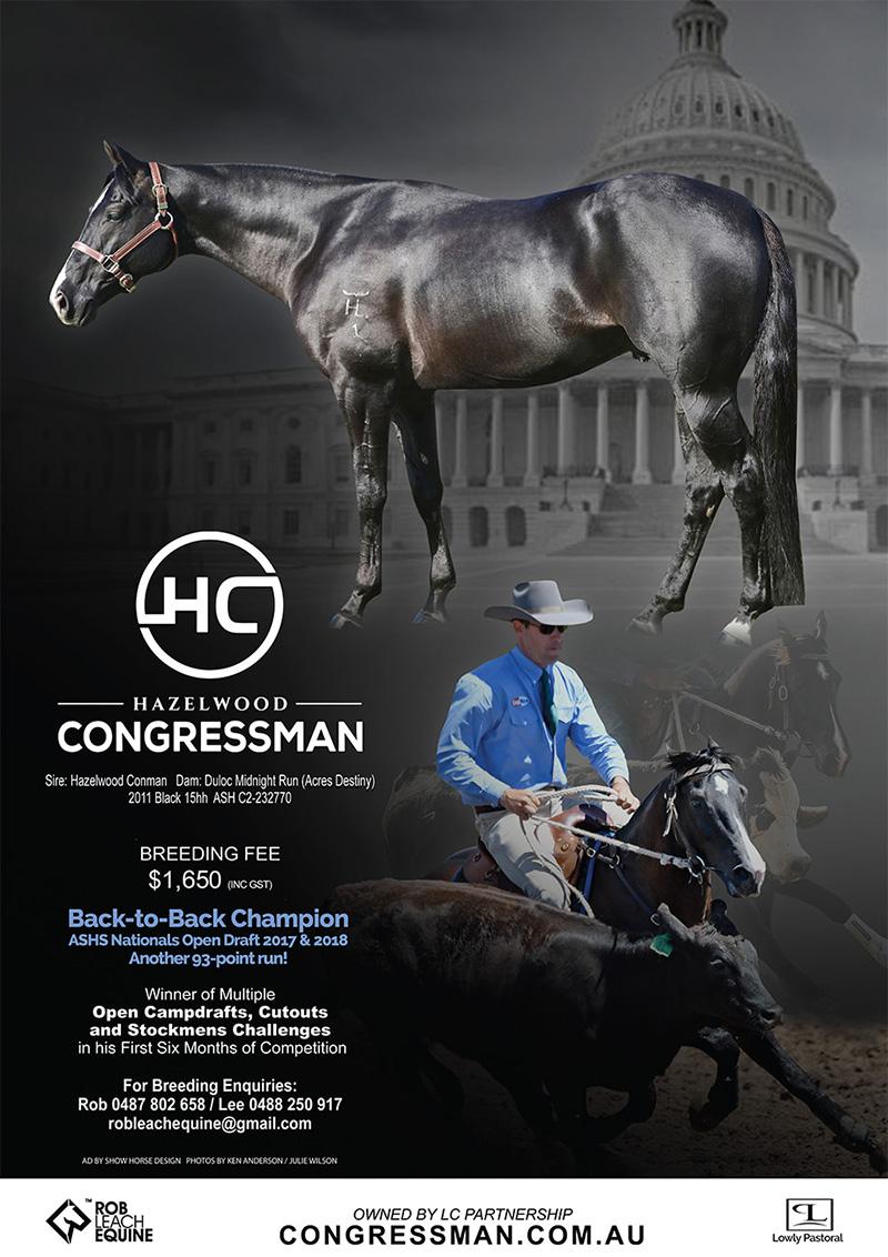 Hazelwood Congressman ad by ACM