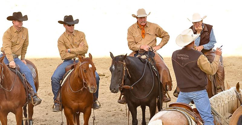 Horseman's Reunion: Cox, Leach, Parelli & Cameron