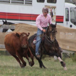 Wyatt Young & Acres Liberty Beau. 2012 Gladstone Juvenile.