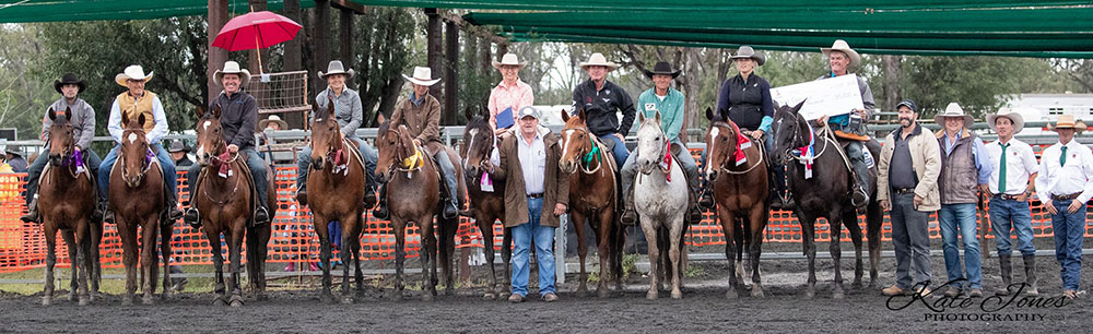 2018 Condamine Bell Winners Line-up