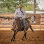 Cody Spence & Wyena Lola. Horse of The North 2018.