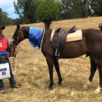 Morgan Webb & Dolgwili Norman, Rosewood Stockmans Challenge Champions