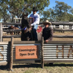2019 Dawes Creek Open Winner, Matt Moffat & Hazelwood Conduct.