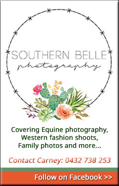 Ad banner Southern Belle Photography